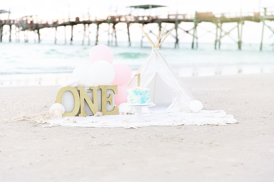 Beach Clearwater Fl,  Custom   Cake