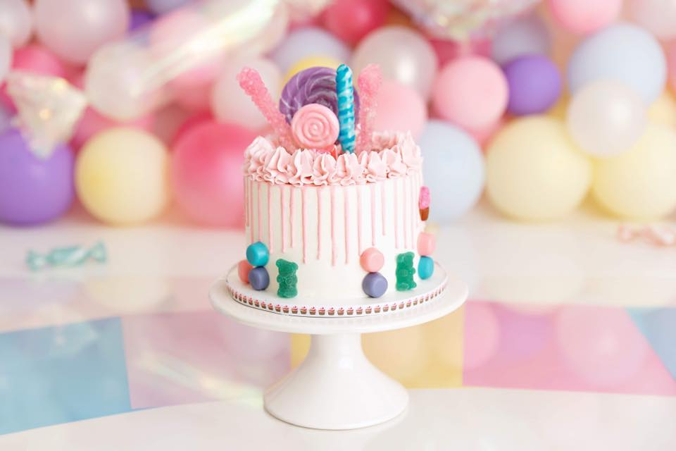 Clearwater Fl,  Custom Candy Land Smash Cake
