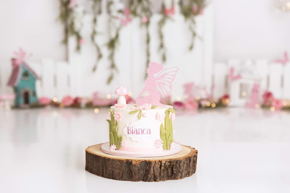 Clearwater Fl,  Custom Fairy Smash Cake