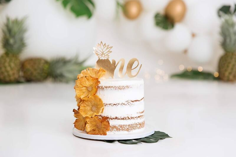 Clearwater Fl,  Custom Pineapple Smash Cake
