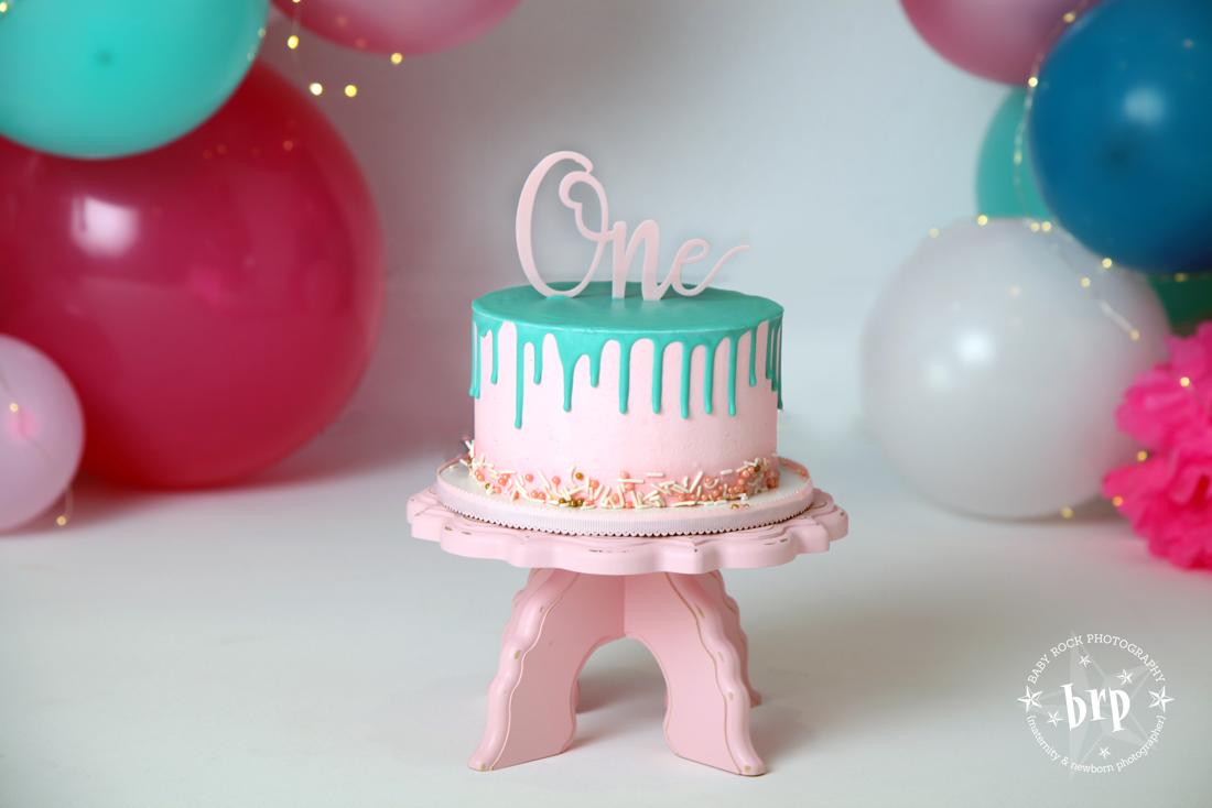 Clearwater Fl,  Custom Pastel Pumpkin Smash Cake