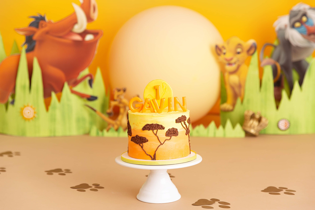 Lion King Clearwater Fl,  Custom   Cake