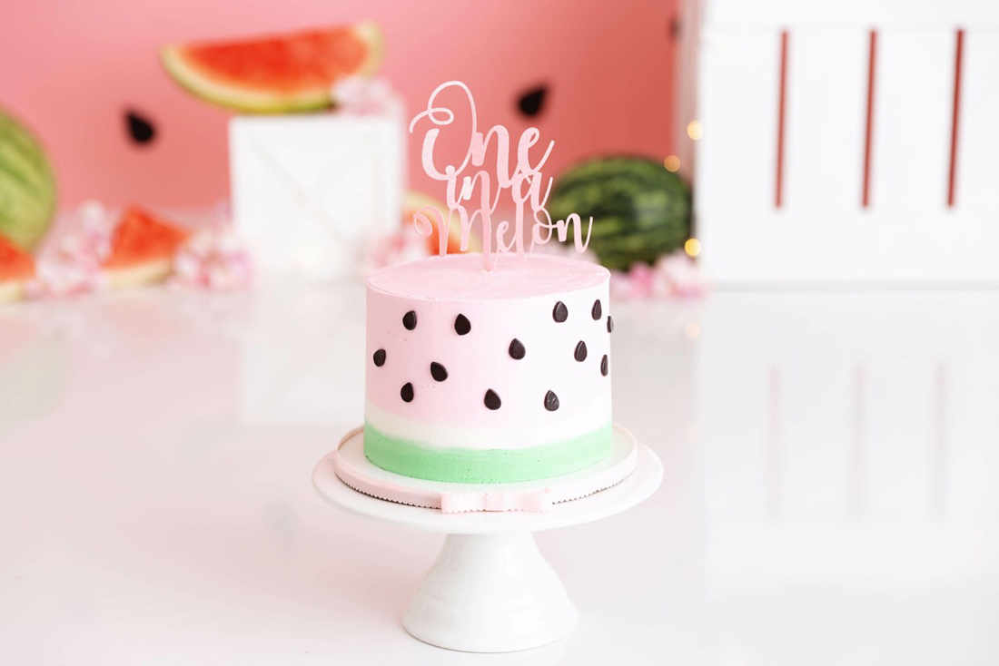 Watermelon Clearwater Fl,  Custom   Cake