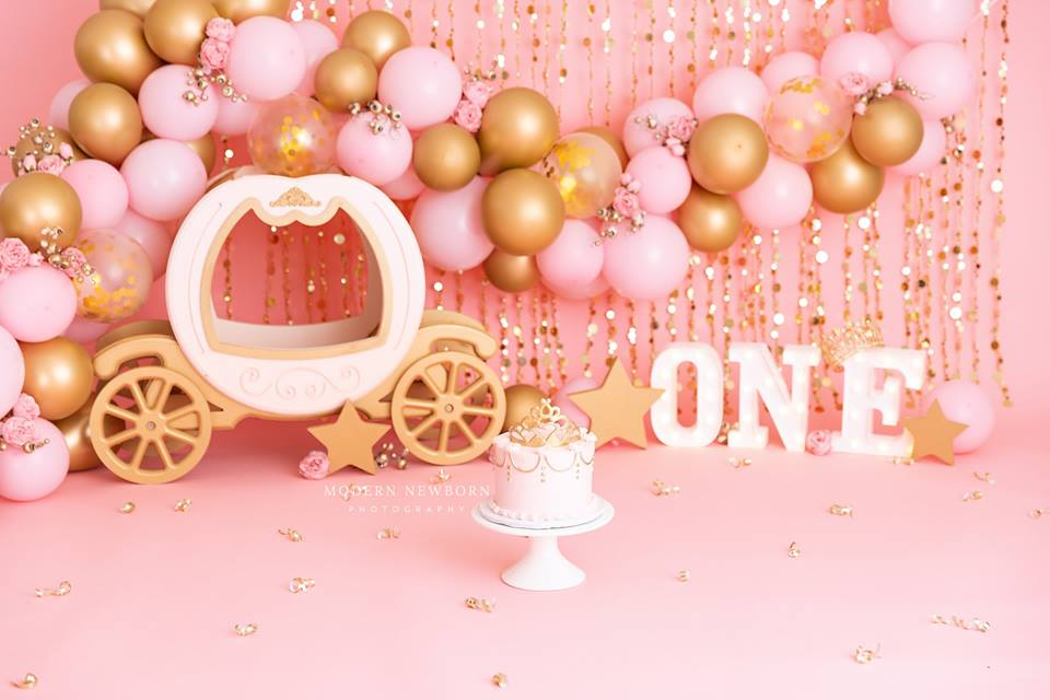 Clearwater Fl,  Custom Princess Smash Cake